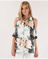 3/4 Sleeve Long Shirt Dresses for Women