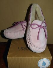 UGG Dakota moccasin Pink Cancer Awareness limited edition 11 (eu 42) 1002959