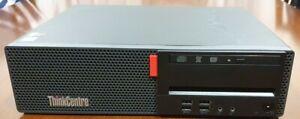 Lenovo ThinkCentre M910s, Intel Core i5-7500 3.40GHz