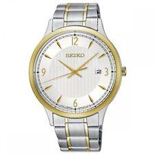0419564694ed Seiko de Caballero Clásico Reloj Dos Tonos Sgeh82p1-new