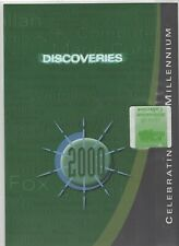 Ireland Stamps 2000 - FDC Pres. Pack New Millennium (3rd Issue) – Discoveries
