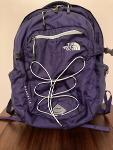 THE NORTH FACE Borealis Backpack Book Bag Lavender Laptop Hiking School