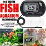 LCD Digital Thermometer for Fish Tank Aquarium Water Meter Temperature AU