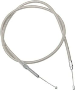 Drag Specialties Braided High Efficiency Clutch Cable 74 11/16in. 0652-1487