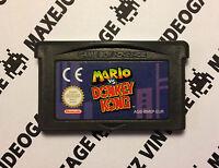 Gioco GBA Game Boy GameBoy Advance MARIO VS DONKEY KONG ++++++++++++++++++++++++