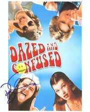 RORY COCHRANE SIGNED 8X10 PHOTO ACTOR DAZED AND CONFUSED SLATER IN PERSON AUTO