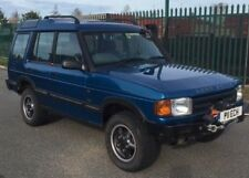 Landrover Discovery 1 300TDi (Complete history)
