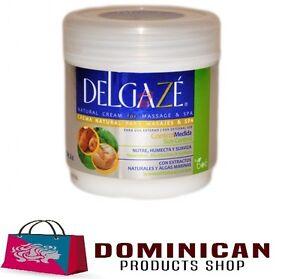 Boe DELGAZE Thermoactive Massage slendering Cream Crema adelgazante 16 oz