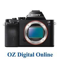 NEW Sony Alpha A7S Body Mirrorless 12.2MP Full Frame A7 S DSLR Camera 1 YrWty