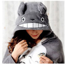 NEW Cute Anime My Neighbor Totoro Cloak Costume Air Conditioner Blanket Shawl