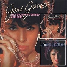 Like 3 O'Clock in the Morning/After Hours by Joni James (CD, Feb-2003, Collector