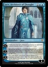 FOIL Jace, Architetto del Pensiero - Architect of Thought MAGIC DD JvV English