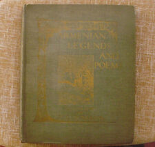 Zabelle C. Boyajian/ Armenian Legends and Poems/ J. M. Dent and Sons/1916?/Raffi