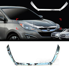 Chrome Hood Guard Garnish Molding Trim for HYUNDAI 2014 - 2015 Tucson ix / ix35