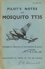 DE HAVILLAND MOSQUITO T.T.35 - PILOT'S NOTES AP2635S PN