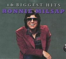 16 Biggest Hits; Ronnie Milsap 2009 CD, Country Music, Blue Eyed Soul, Sony Lega