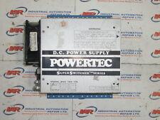 POWERTEC DC POWER SUPPLY     9N5-120-17A