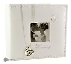Beautiful Wedding Photo Picture Album New In Box 80 x 6 x 4  71142