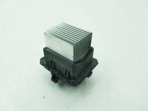 Citroen DS4 2012 Heating Fan Regulator Resistor T1000034ZC Diesel AMD50500