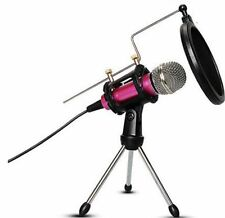 M3 Microphone Cell Phone&Computer Singing Equipment Live Singing Microphone
