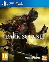 DARK SOULS III 3 PS4 TEXTOS EN ESPAÑOL NUEVO PRECINTADO PS4