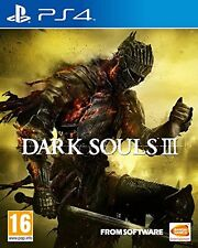 DARK SOULS III 3 PS4 FISICO CD TEXTOS EN ESPAÑOL CASTELLANO NUEVO PRECINTADO PS4