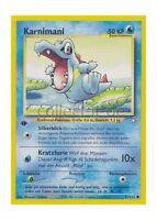 Pokemon Neo Genesis - First Edition 81/111 Karnimani