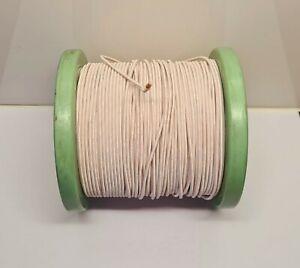 HF Litze 245 x 0,10mm Nylon Kupferlitze litz wire  fils de litz 15m