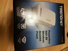 Trendnet powerline 500 AV wireless access point TPL-410AP