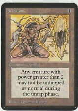 Alpha MTG  Meekstone   Magic Rare