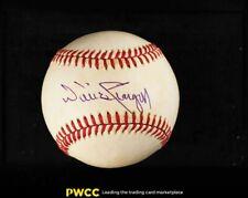 Willie Stargell Signed Autographed Baseball Sweet Spot AUTO, PSA/DNA COA