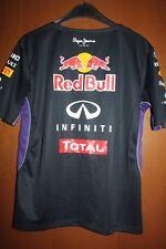 Maglia Shirt Maillot Trikot F1 Team Red Bull Infiniti Total Renault Pepe Jeans