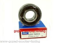 SKF 6203 TN9/C3 Kugellager Blata GRC DM MTA4 Engine Pocket Bike Minimoto 010621