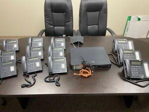 Vertical Edge 700 Digital Phones & Vertical Edge iP500 Com Platform Phone System