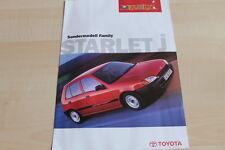 113799) Toyota Starlet - Familiy - Prospekt 07/1997