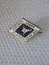Vintage Enamel The Associates of Brother Andre Fraternal Pin
