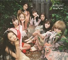 OH MY GIRL 3rd Mini Album [WINDY DAY] (Repackage) CD + Photobook + Photocard