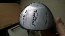 SkyMax Solar LEFT HANDED Reg Graphite Shaft 3 Wood few marks good Order