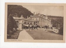 Wien Schloss Hotel Kobenzl Vintage Postcard Austria 319a