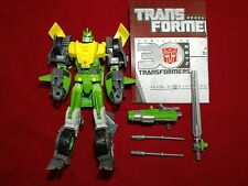 Transformers Generations Thrilling 30 Autobot SPRINGER Voyager IDW - Complete