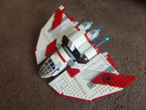 LEGO 7931 T-6 Jedi Shuttle - Star Wars set