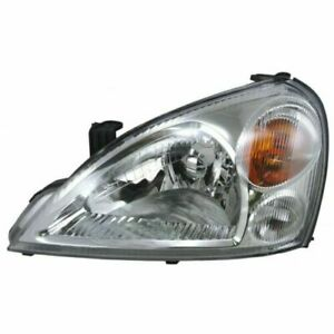 FIT FOR SZ AERIO 2002 2003 2004 2005 2006 2007 HEADLIGHT LEFT DRIVER