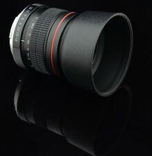 85mm f/1.8 Portrait Lens for Canon SLR Cameras