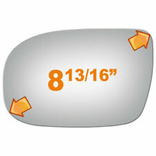 New Flat Driver Side Replacement Mirror Glass 1997-2004 Chevrolet Venture