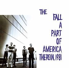 THE FALL - A PART OF AMERICA THEREIN. -DELUXE- (LP Vinyl)