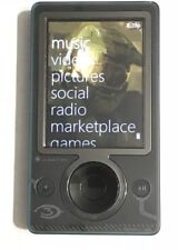 Halo Zune Microsoft MP3 Player Complete With Box And Accessories Works Great
