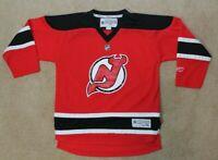 Reebok New Jersey Devils Hockey Jersey - Youth L/XL Red