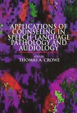 Applications of Counseling in Speech-Language Pathology and Audiology-ExLibrary