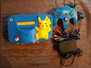 Nintendo 64 Pikachu JAP