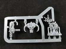 40K Chaos Space Marines : Tank / Vehicle Squadron Command Module Upgrade Set